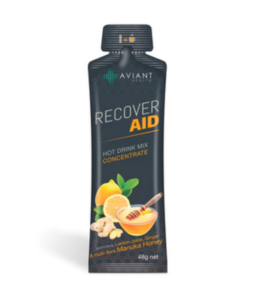 Recover Aid - Manuka Honey Drink Mix - Health & Supplements | Pure Sports Nutrition