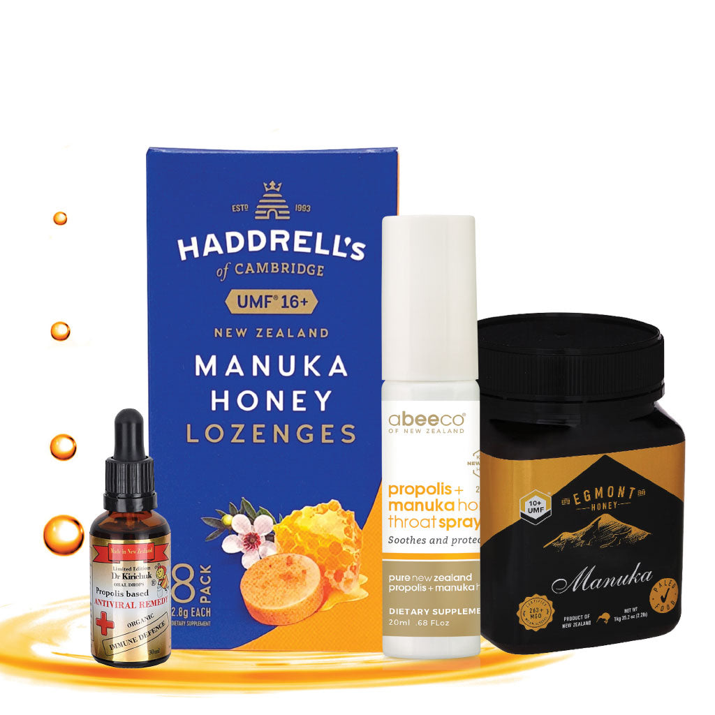 Complete Winter Pack -  | Manuka Honey of NZ