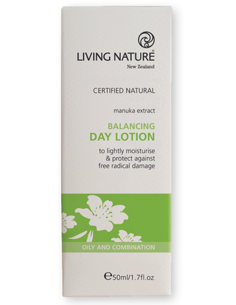 Balancing Day Lotion - Face & Body | Living Nature
