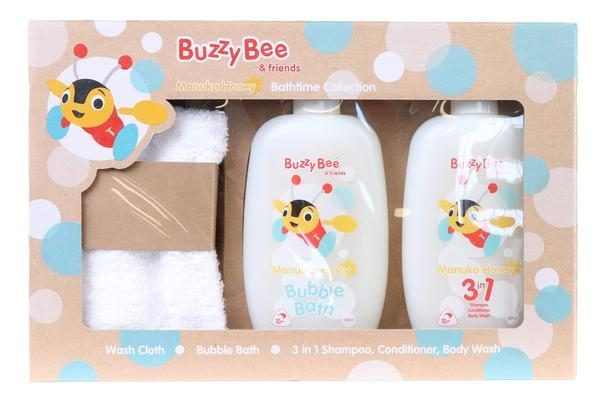 Manuka Honey Bathtime Collection