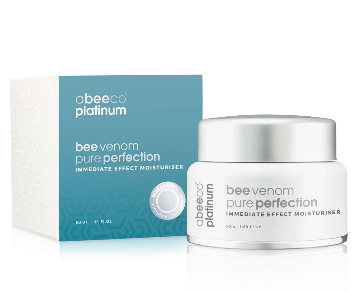 Bee Venom Pure Perfection Moisturiser - Manuka Honey of NZ