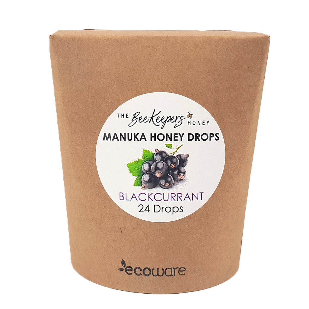 Manuka Honey Drops - Health & Supplements | The BeeKeepers Honey