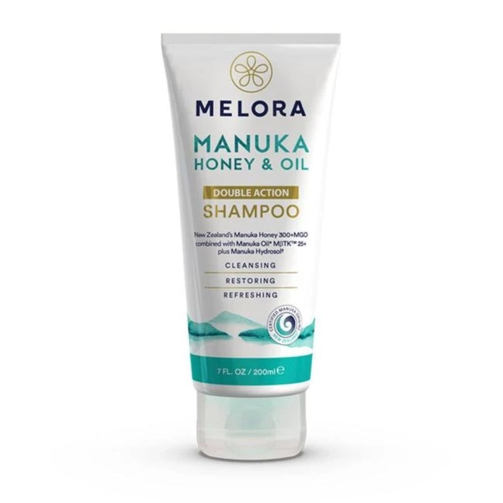 Manuka Honey & Oil Shampoo - Face & Body | Melora