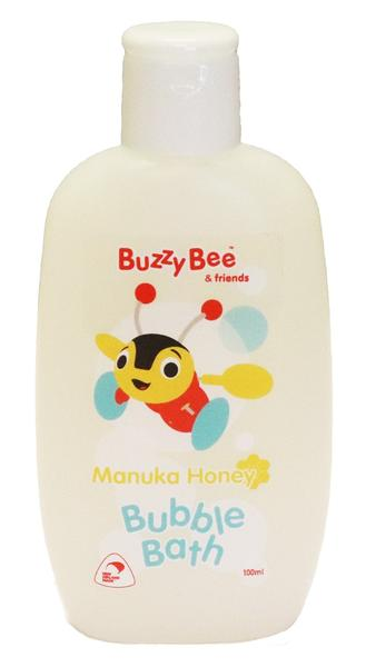 Manuka Honey Bubble Bath