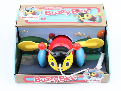 Buzzy Bee Wooden Toy