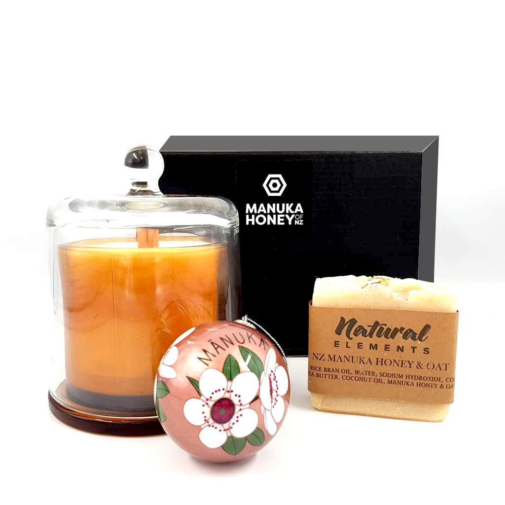 Christmas Gift Basket - Gift Baskets | Manuka Honey of NZ
