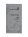 Charcoal Clay Mask - Face & Body | Living Nature