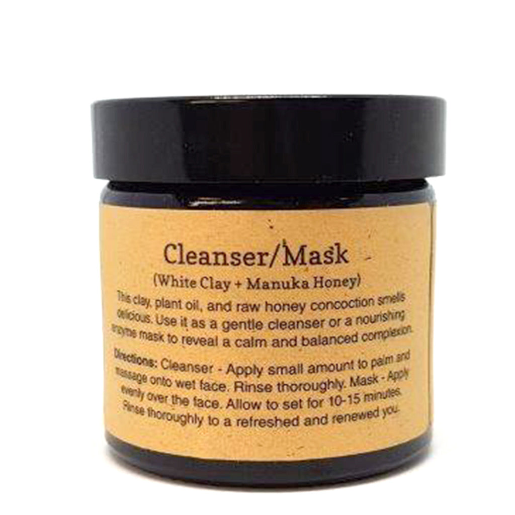 White Clay & Manuka Honey Cleanser