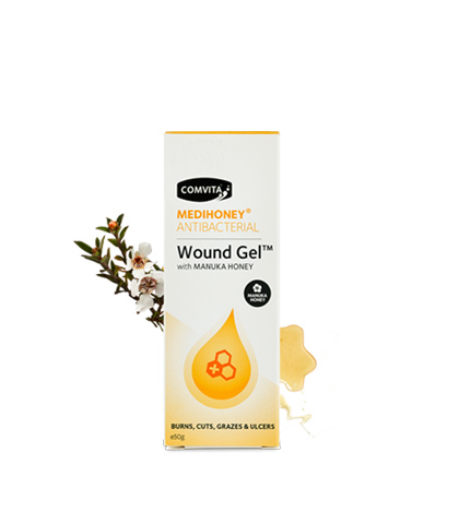 Medihoney antibacterial wound gel with Manuka Honey | Comvita