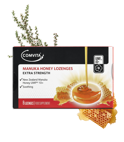 Comvita Manuka Honey Lozenges UMF 10+