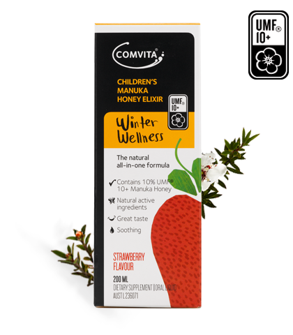 Comvita Children's Manuka Honey Wellness Elixir