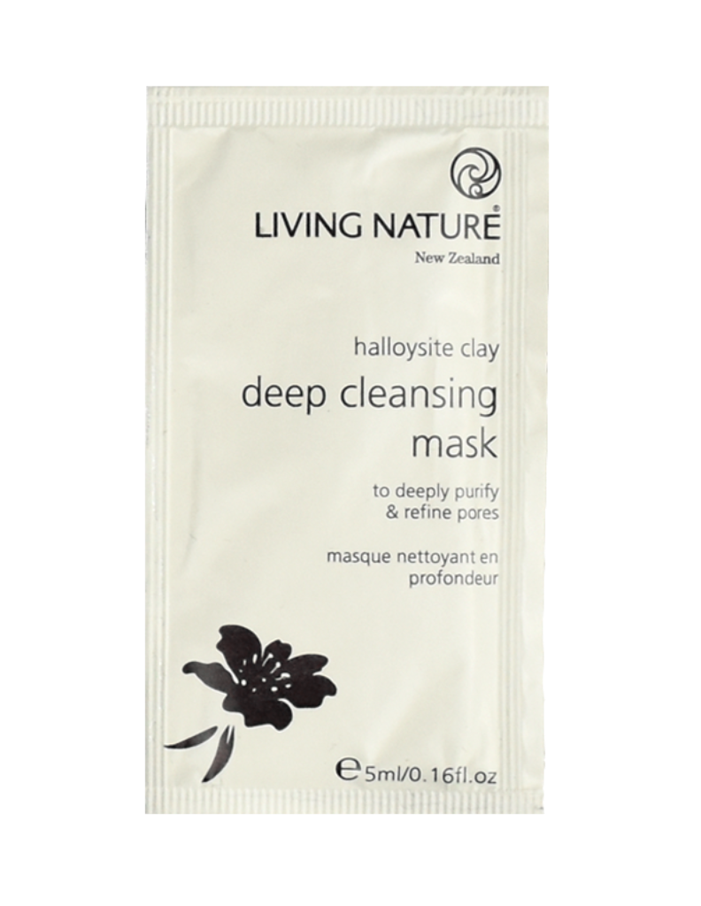 Deep Cleansing Mask - Face & Body | Living Nature