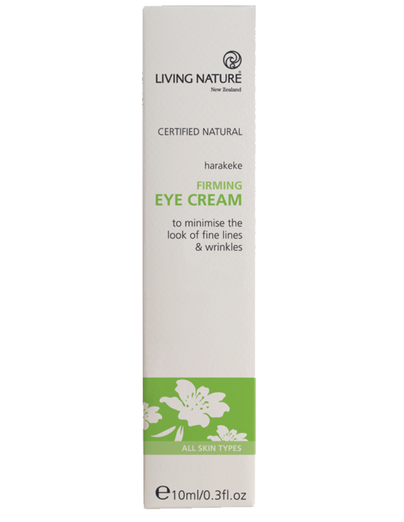 Firming Eye Cream - Face & Body | Living Nature