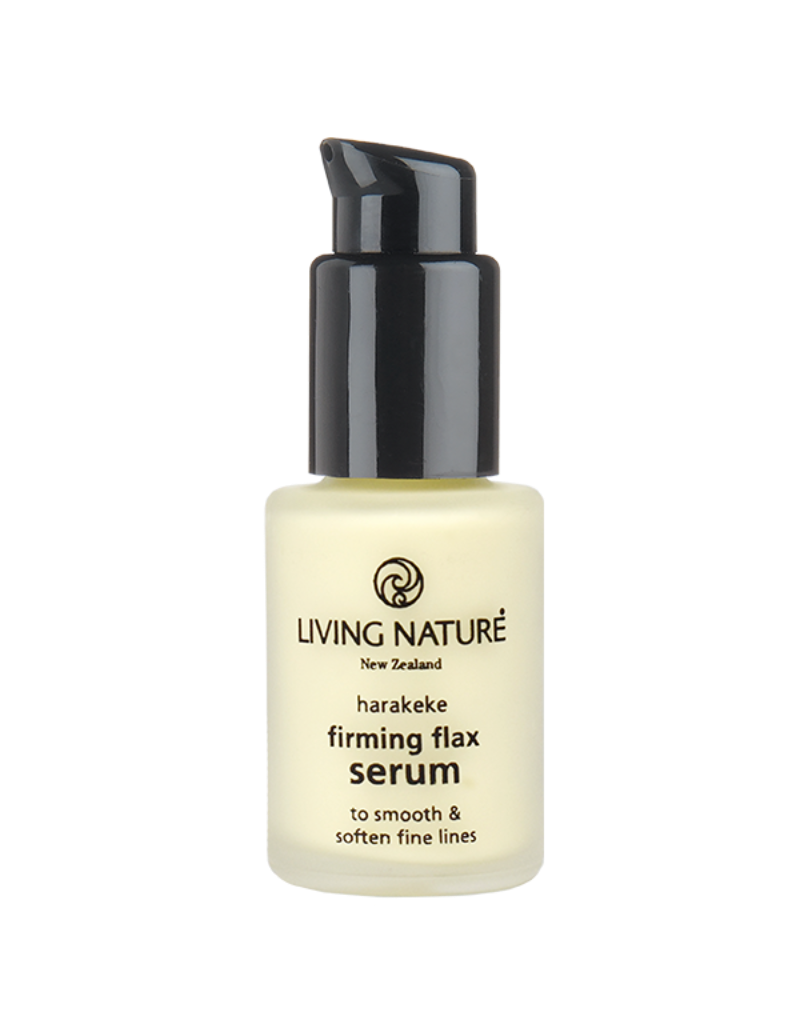 Firming Flax Serum - Face & Body | Living Nature
