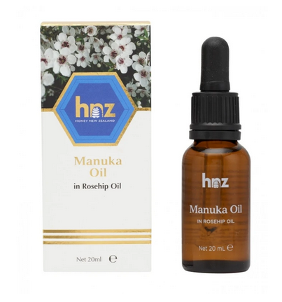 Manuka Oil with Rosehip Oil - Face & Body | hnz