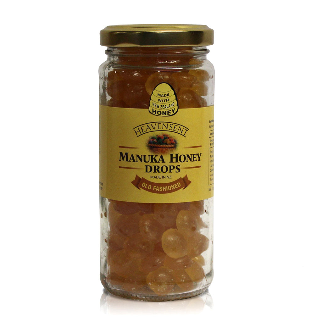 Manuka Honey Drops - Manuka Honey of NZ