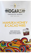 Manuka Honey with Cacao Nibs - Food & Drink | Hogarth Chocolate