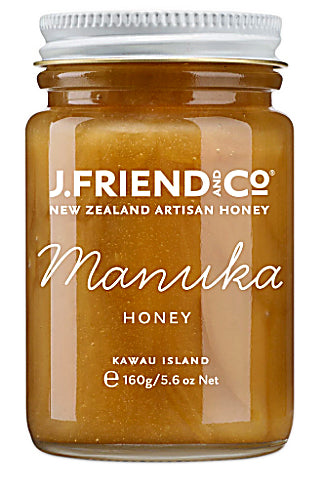 Manuka Honey - Manuka Honey | J Friend & Co