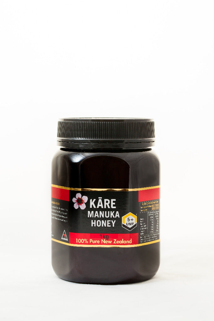 5+ UMF Manuka Honey 1kg - Manuka Honey | Kare