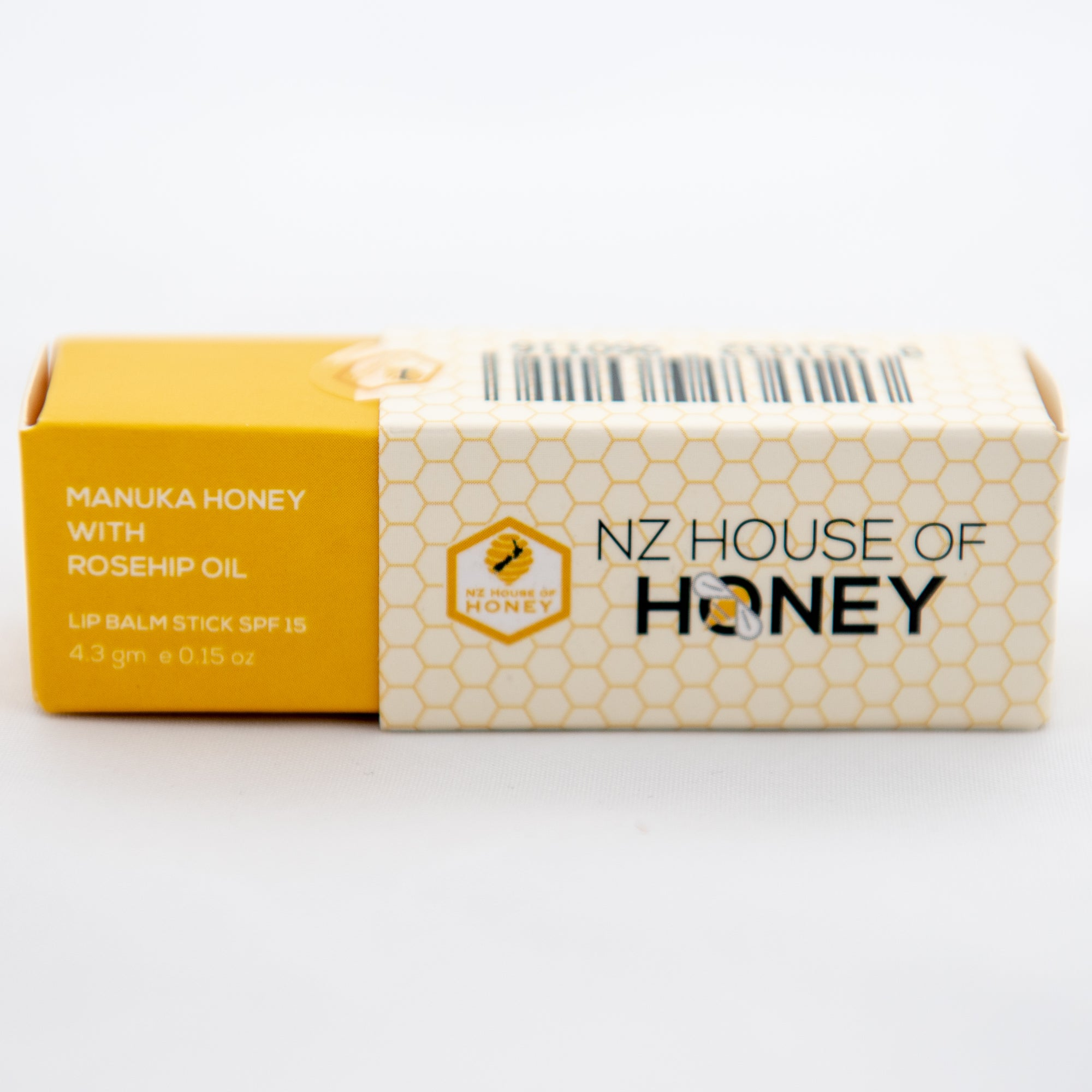 Lip Balm Stick with SPF15 - Face & Body | NZ House of Honey