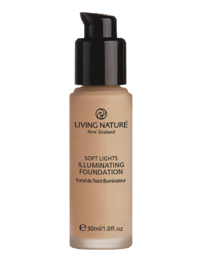 Illuminating Foundation - Face & Body | Living Nature