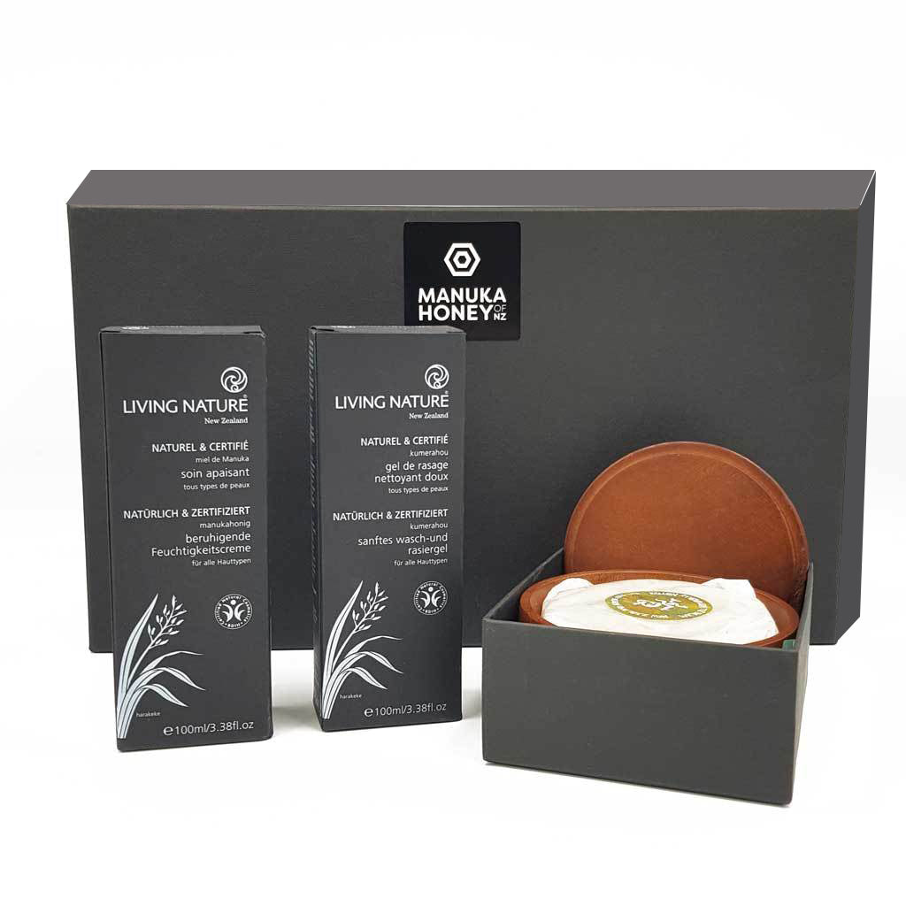 Gift Basket For Him - Gift Baskets | Manuka Honey of NZ