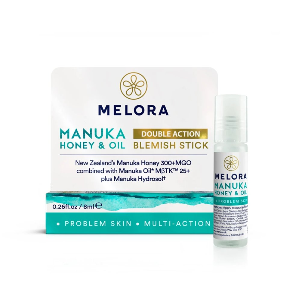 Manuka Honey Blemish Stick - Face & Body | Melora