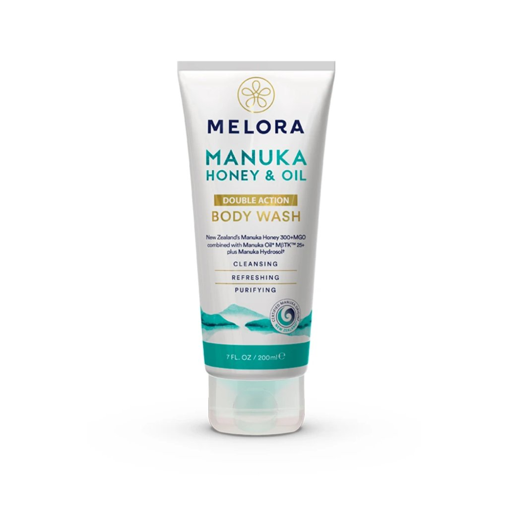 Manuka Honey and Oil Body Wash - Face & Body | Melora