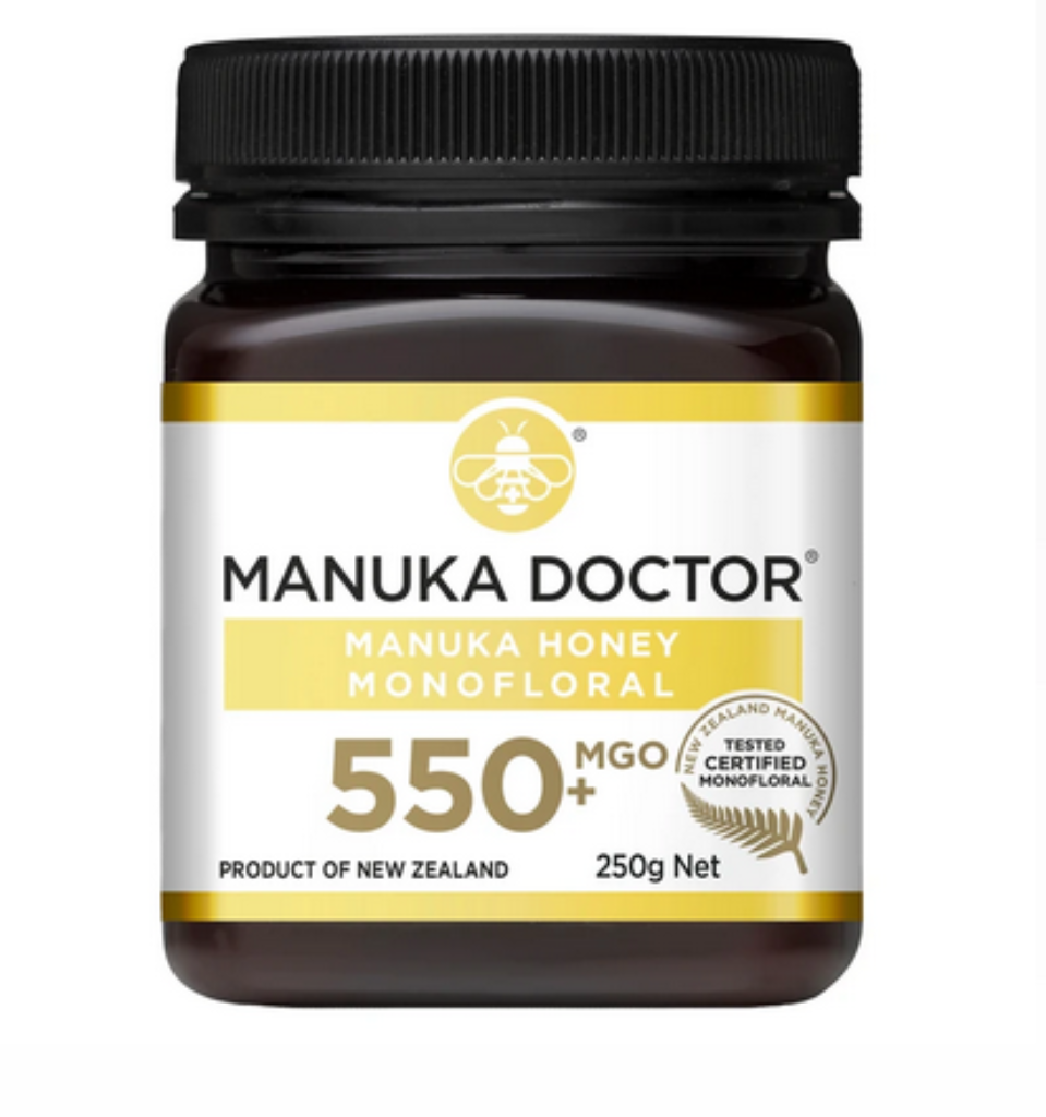 550+ MGO Manuka Honey - Manuka Honey | Manuka Doctor