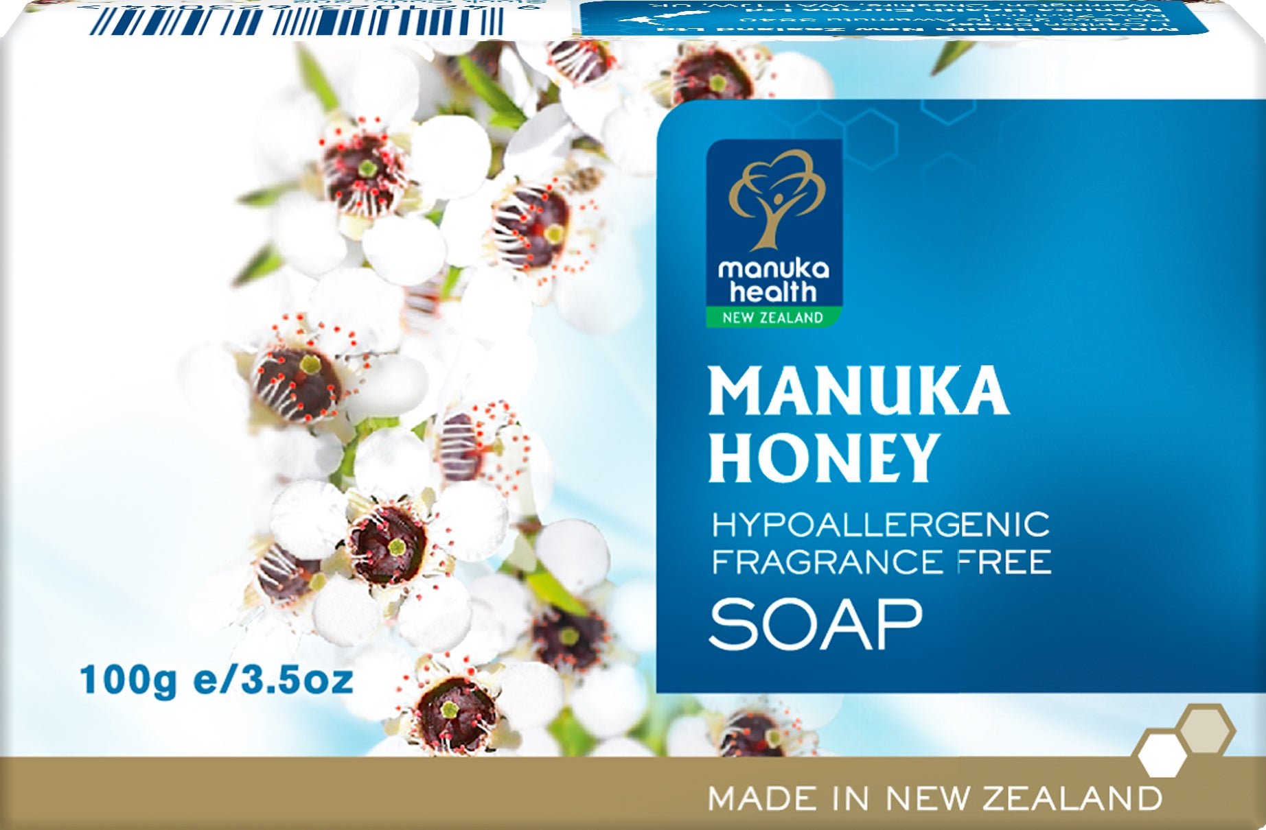 Manuka Honey Soap - Manuka Honey of NZ
