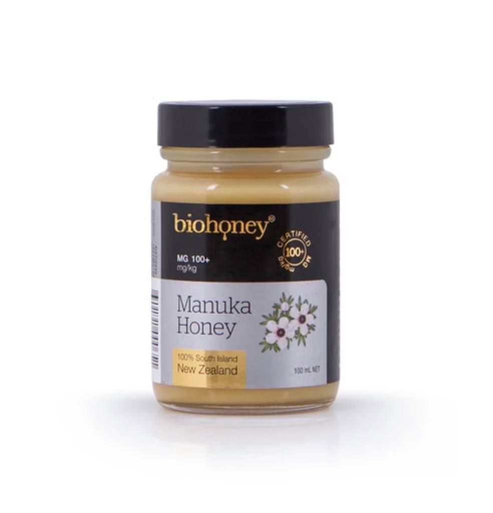 100+ MG Manuka Honey - Manuka Honey | Biohoney