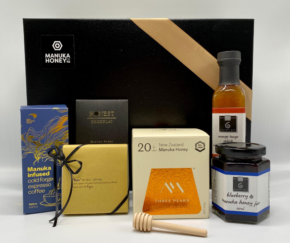 The Ultimate Luxury Gift Basket