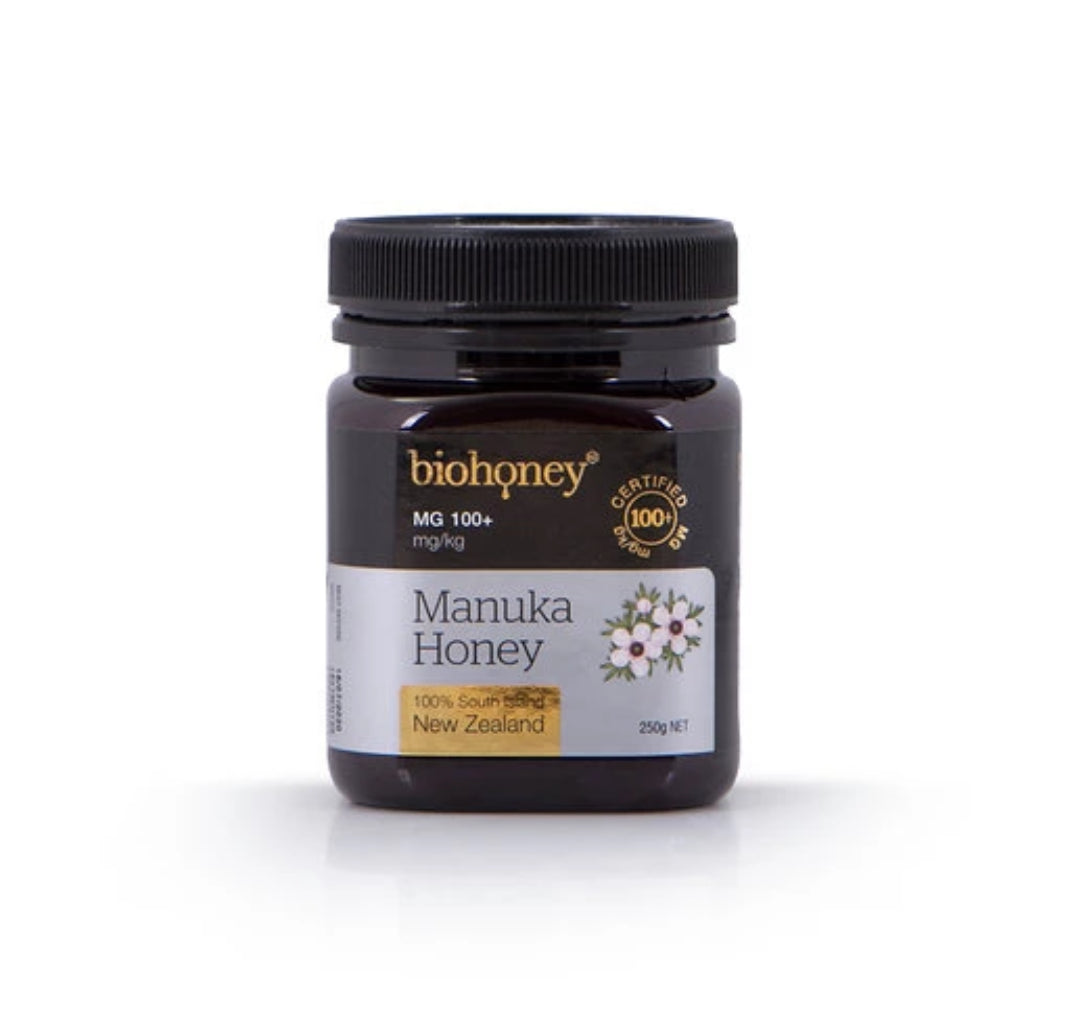 100+ MG Manuka Honey