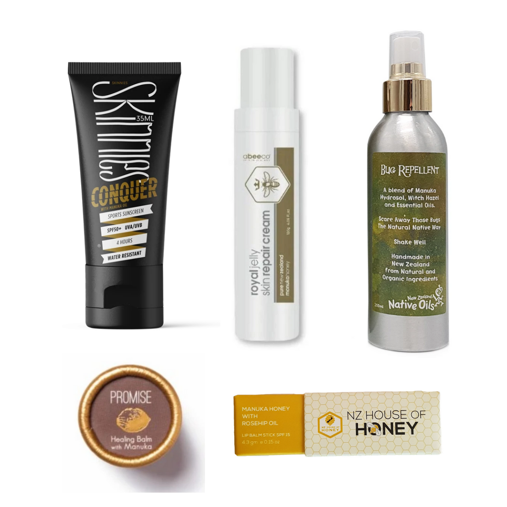 Natural Essentials Holiday Pack