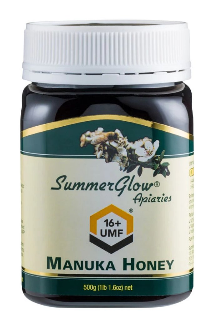 16+ UMF Manuka Honey - Manuka Honey | SummerGlow Apiaries