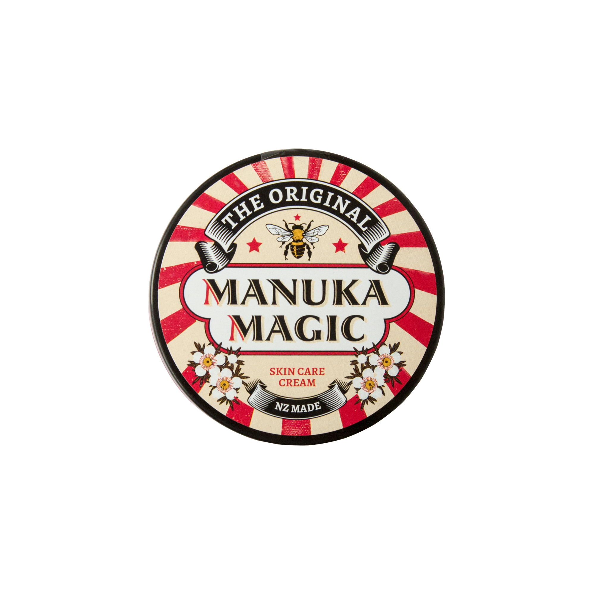 Manuka Magic Skincare Cream - Face & Body | The Honey Collection