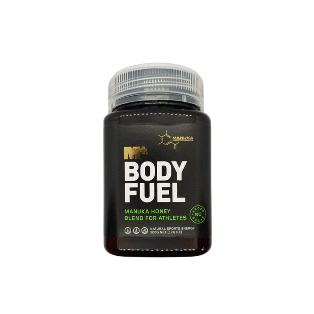 M+ Body Fuel Manuka Honey Blend