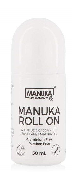 Manuka Roll On Deodorant - Face & Body | Manuka Rx