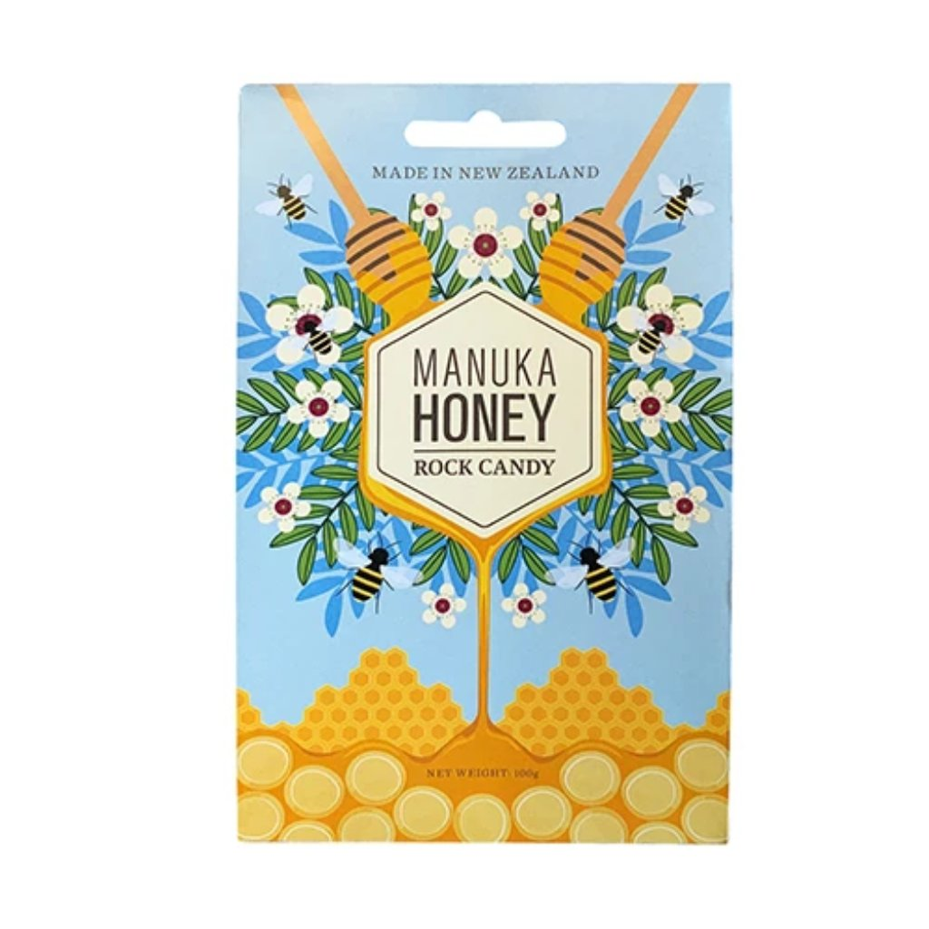 Manuka Honey Rock Candy