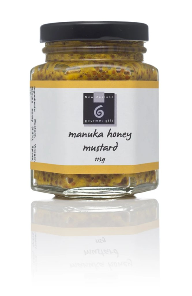 Manuka Honey Mustard - Food & Drink | NZ Gourmet Gift