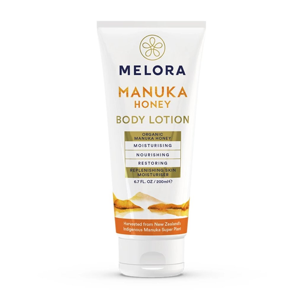 Manuka Honey Body Lotion - Face & Body | Melora