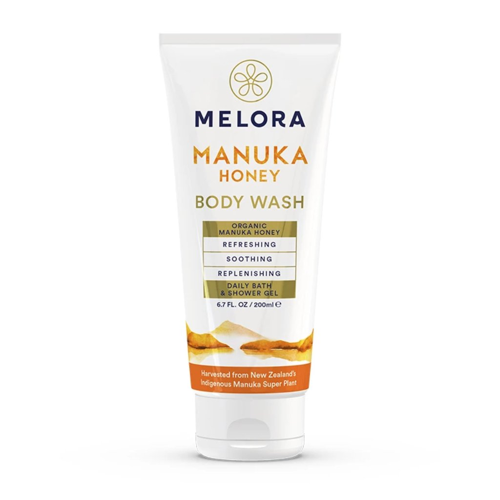 Manuka Honey Body Wash - Face & Body | Melora