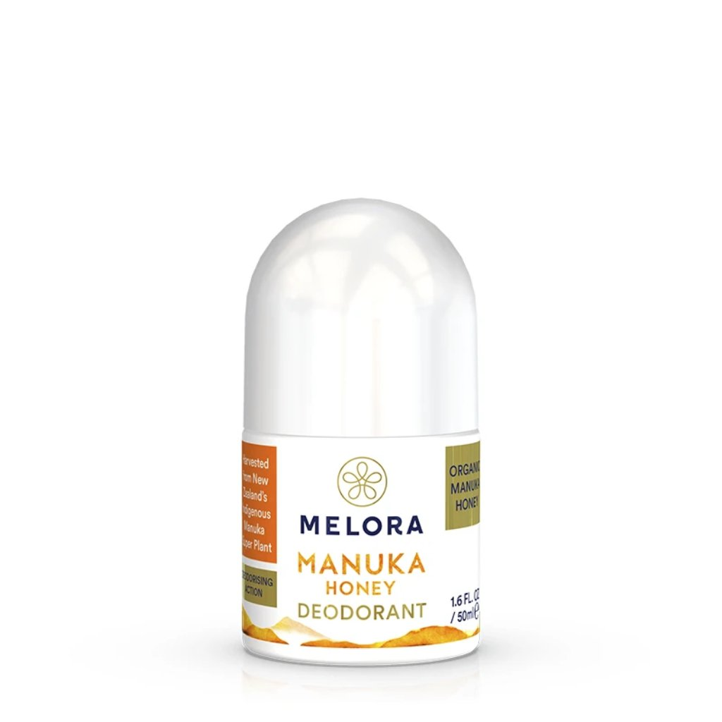 Manuka Honey Deodorant - Face & Body | Melora
