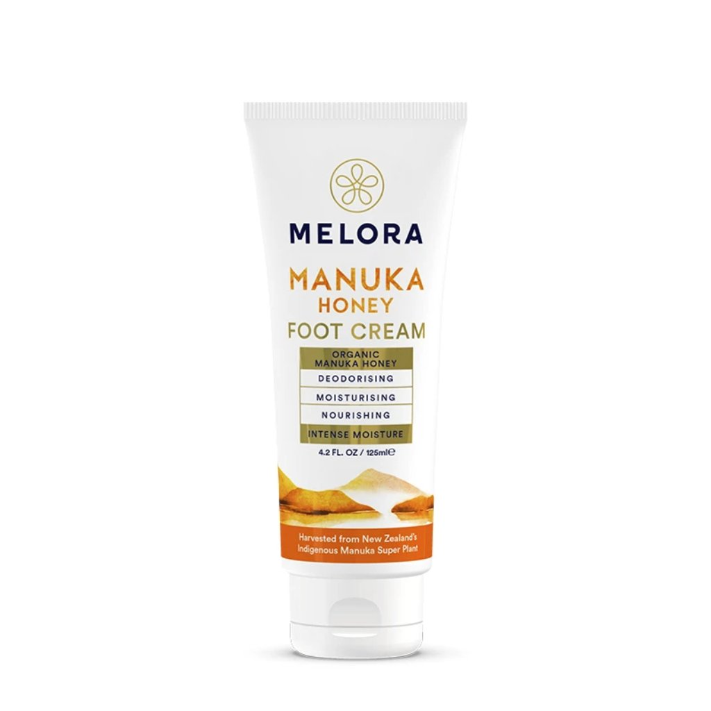 Manuka Honey Foot Cream - Face & Body | Melora