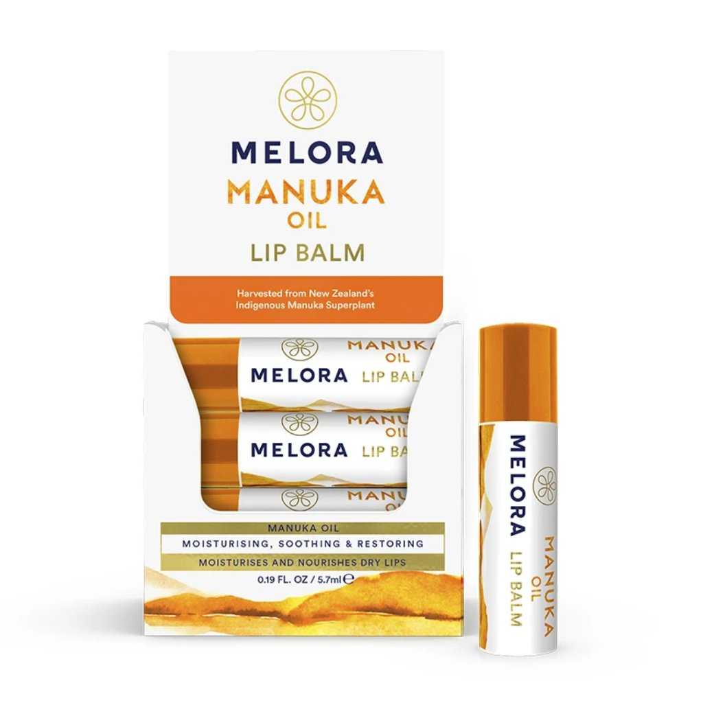 Manuka Oil Lip Balm - Face & Body | Melora