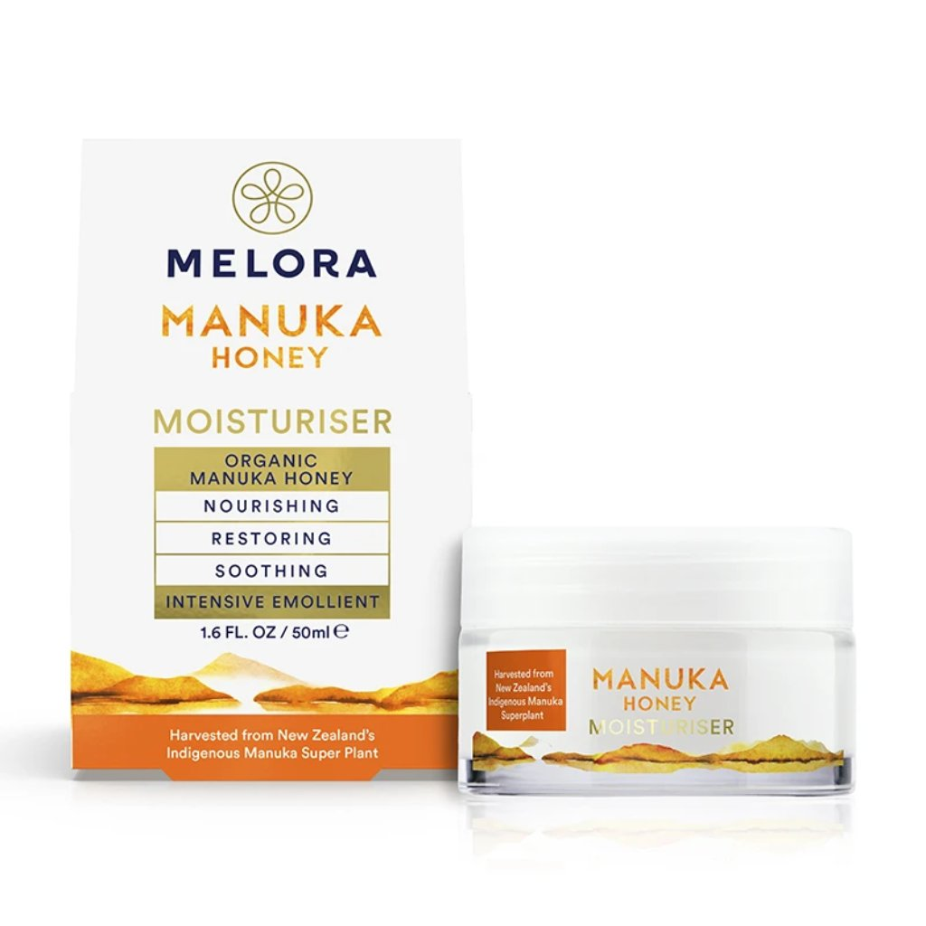 Manuka Honey Moisturiser - Face & Body | Melora