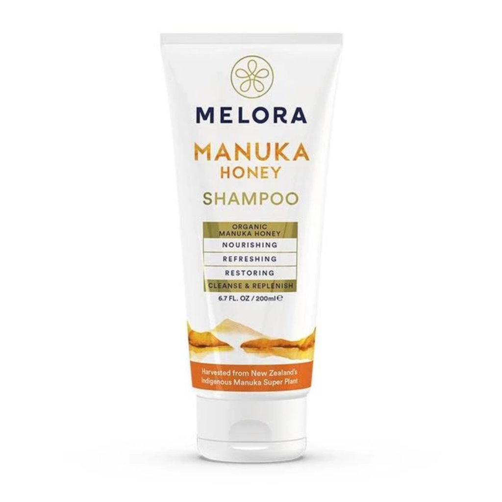 Manuka Honey Shampoo - Face & Body | Melora