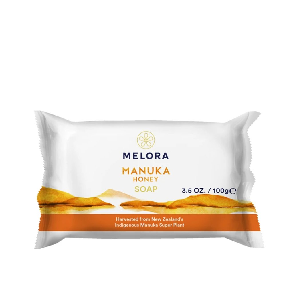 Manuka Honey Soap - Face & Body | Melora