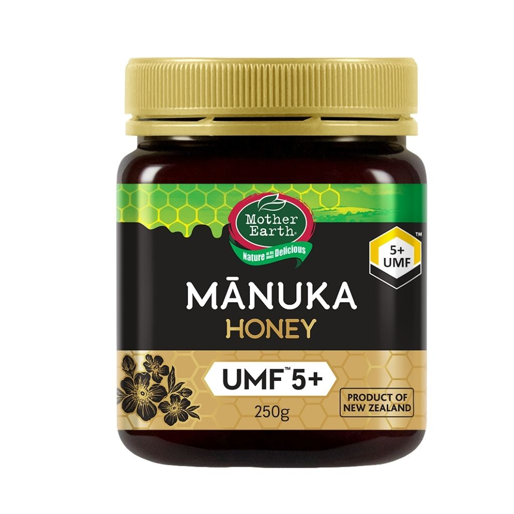 5+ UMF Multifloral Manuka Honey - Manuka Honey | Mother Earth