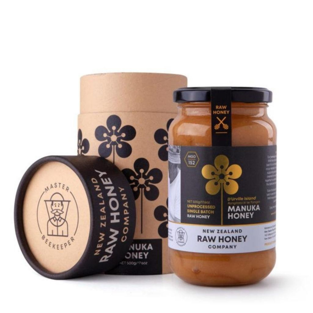 Raw Manuka MGO 152 Honey - Manuka Honey | NZ Raw Honey Company